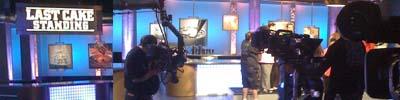 "HD TV video crew on ""The Last Cake Standing."" Mister Photon Media, misterphoton.com Denver Colorado (720) 299-2084"