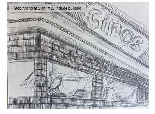 Storyboard Art, frame #2, by storyboard artist Nicholas Teti III