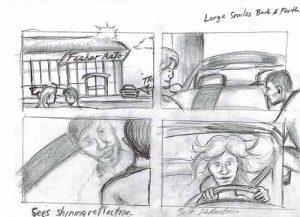 Storyboard artist Nicholas Teti III, misterphoton.com (720) 299-2084 - storyboard