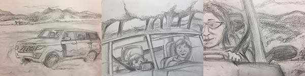 Storyboard Artist Nick Teti, misterphoton.com (720) 299-2084