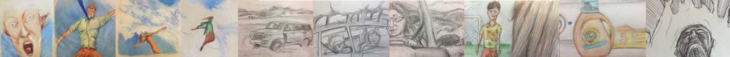Storybaord artist, concept artist, comic & graphic novel artist Nick Teti, 1 720 299 2084, misterphoton.com